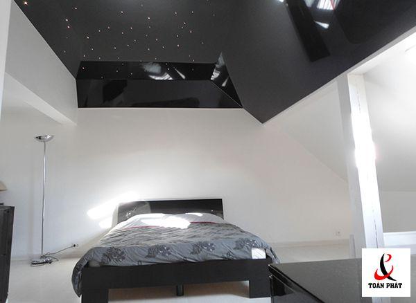 Mẫu trần nhà hình sao 5