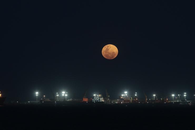 261da7c0ec Maior eclipse lunar do século acontece na próxima sexta-feira e pode ...