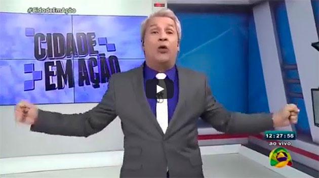 A CAMPANHA ANTI-DROGAS NA TV ESTÁ TOMANDO UM RUMO ESQUISITO