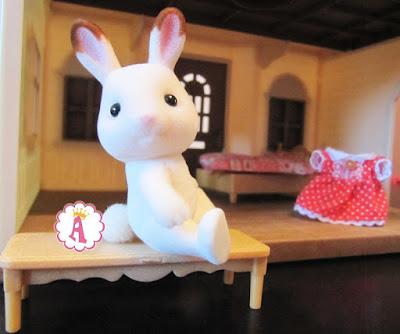 Питомец кролик Calico Critters