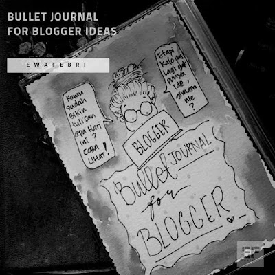 Bullet Journal For Blogger Ideas