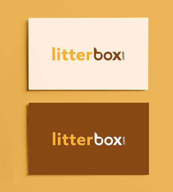 Inspirasi Desain Branding Identity - Litterbox Branding