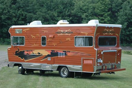 1972 Winnebago Brave Custom Rv Vintage Campers