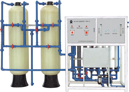 5000L UF mineral water treatment machine UF-1000I (5000LPH)