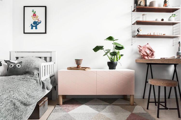 10 trucos para mantener la casa en orden. Dormitorios niños
