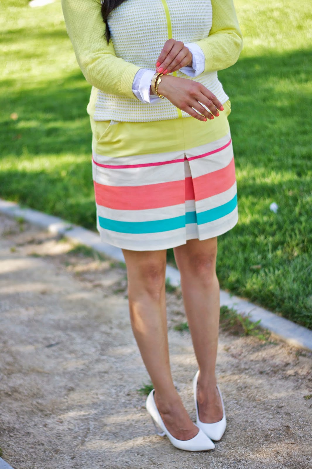 Preppy Outfit, Tommy Hilfiger ROLL SLEEVE LINEN SHIRT, San Diego Fashion blogger