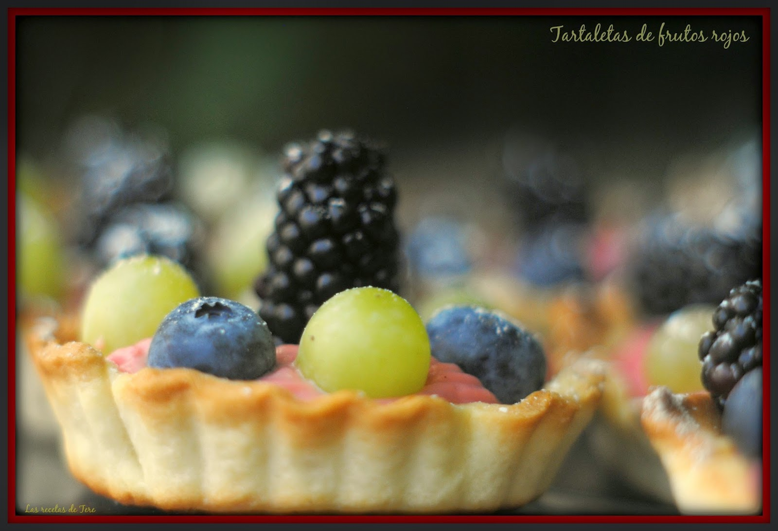 Tartaletas de frutos rojos las recetas de tere tererecetas 01