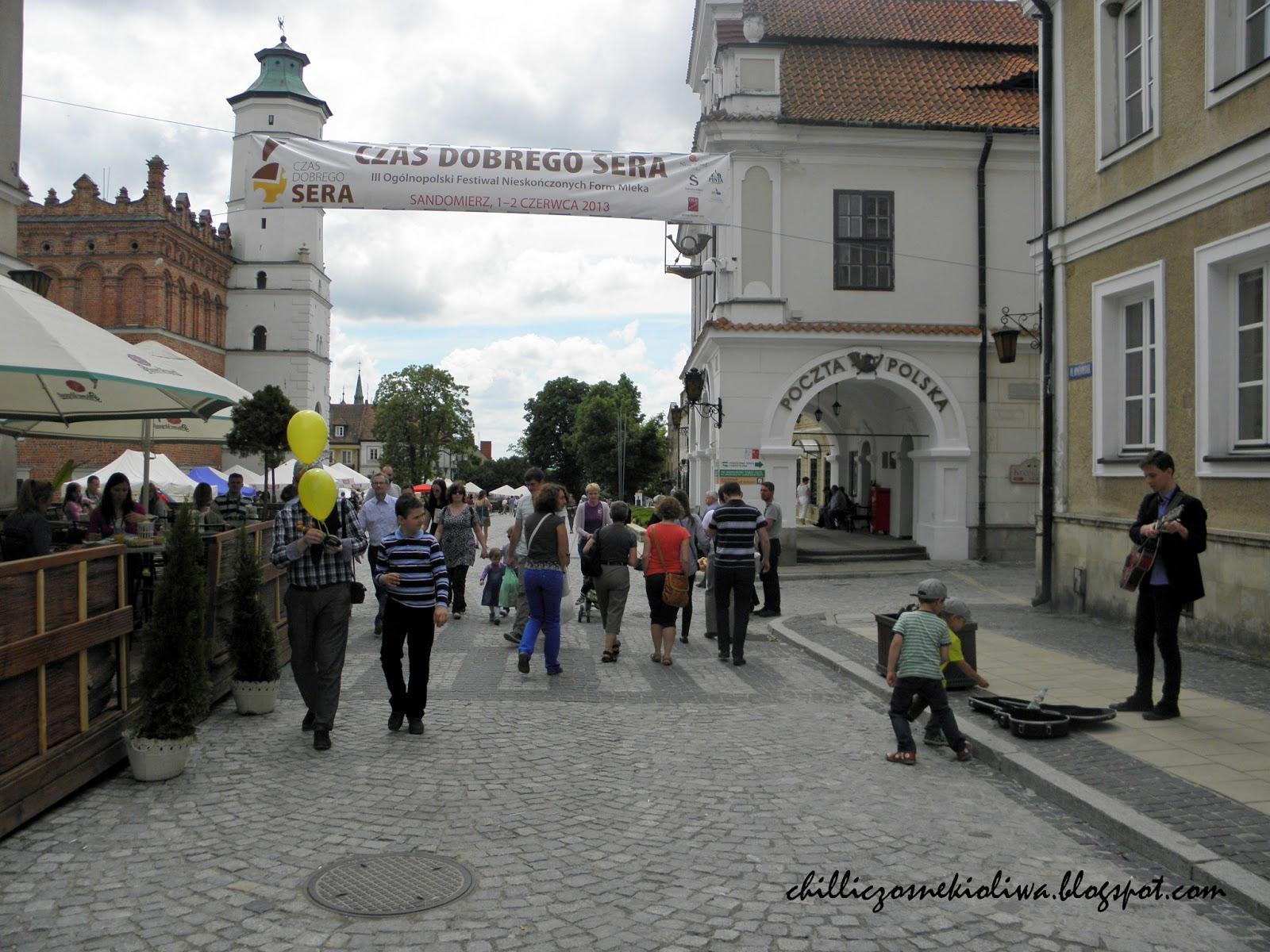 Relacja Z Festiwalu Czas Dobrego Sera W Sandomierzu 2013