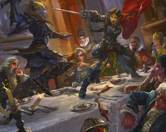 Heroes of the High Court - Pathfinder Player Companion