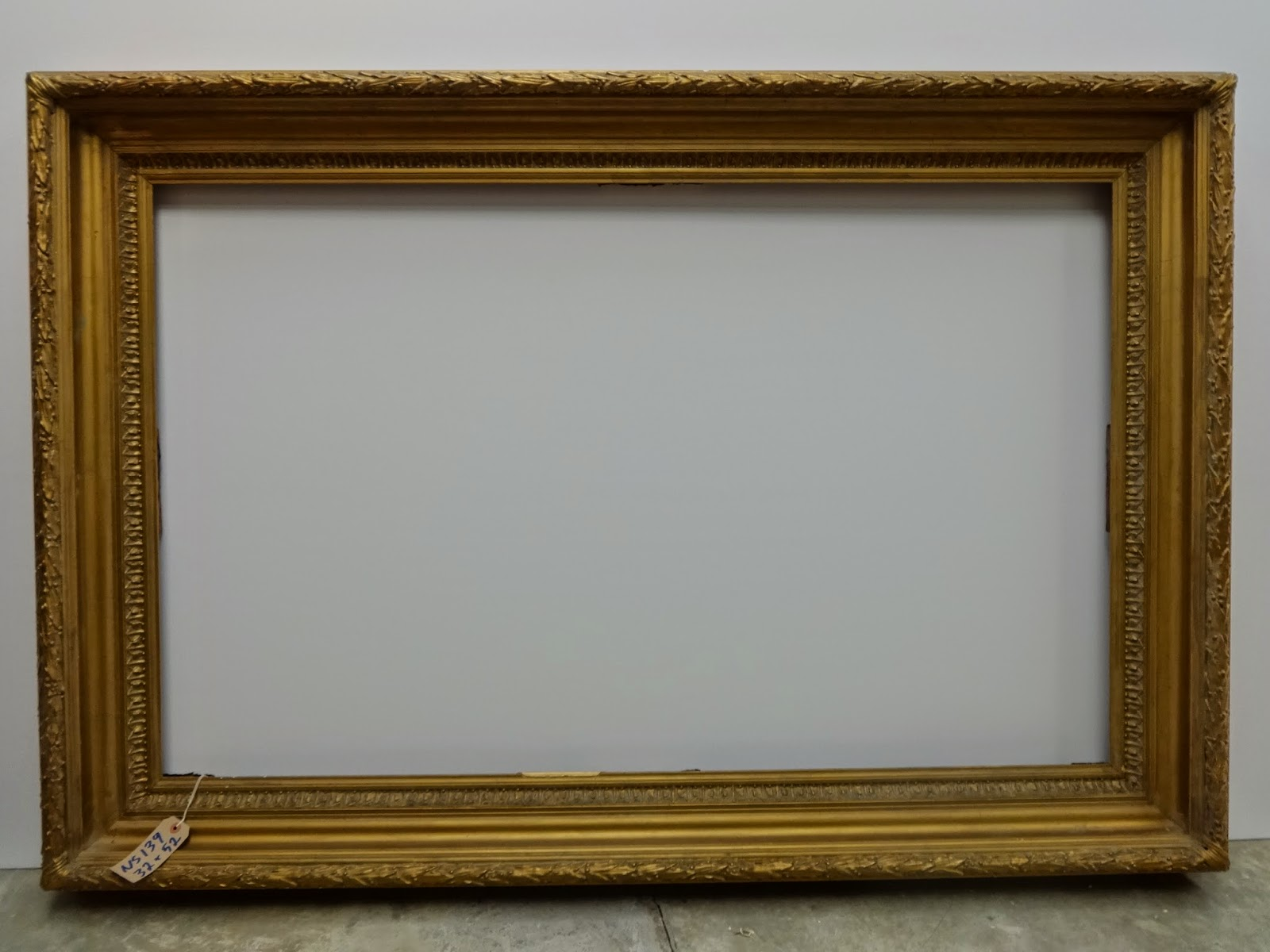 Antique Frame Sale Large 19th Century Neoclassical Frame