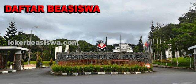 Beaiswa Universitaas pendidikan indonesia