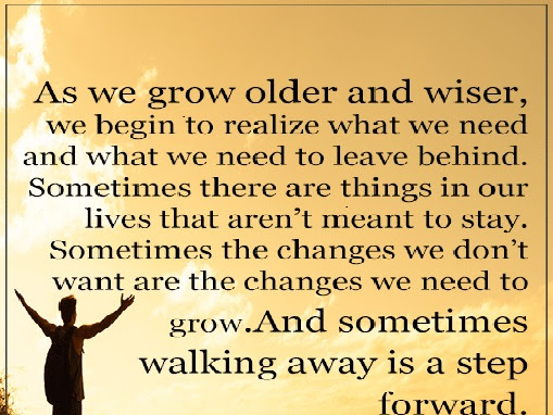 Older, Wiser, And More Determined