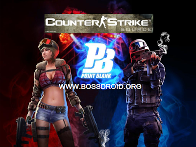 Download Counter Strike Point Blank Mod (CSPB) Apk Terbaru Offline
