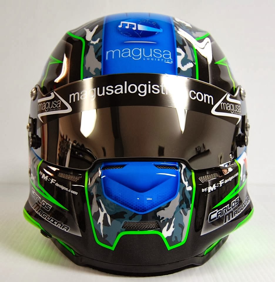 stilo helm design