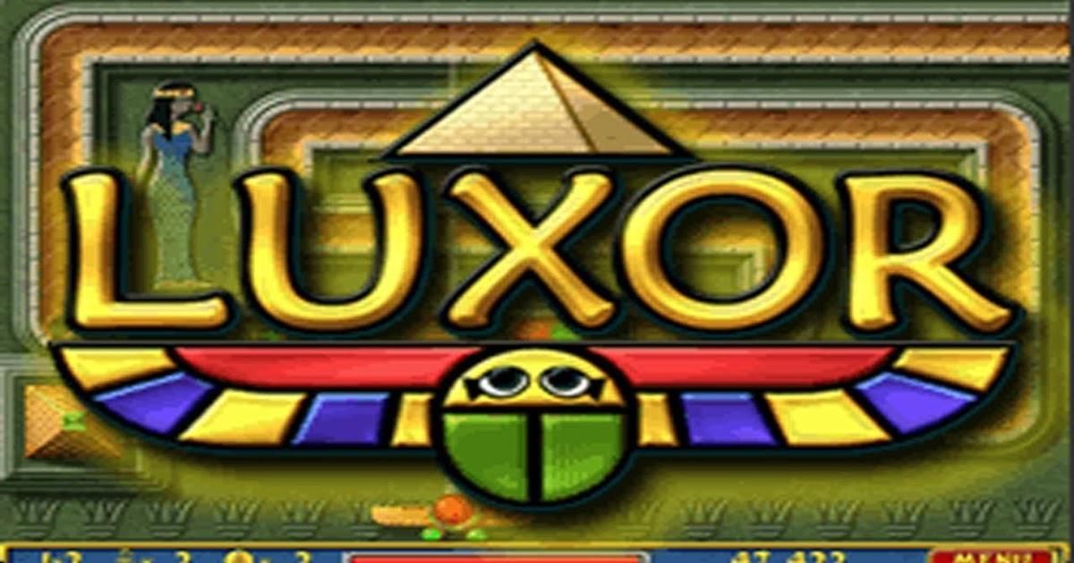 تحميل جميع اجزاء لعبة luxor كاملة