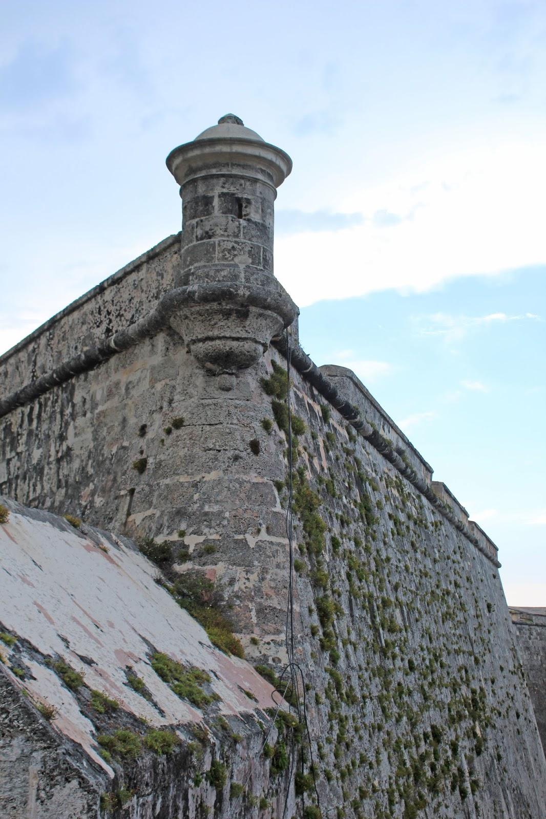 el Morro making restorations blog 11