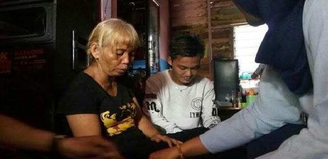 "Kisah Rizal Ajak Nenek Misnah Menikah, ""Mencintai Tak Pandang Usia"""
