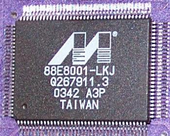 marvell yukon ethernet controller drivers