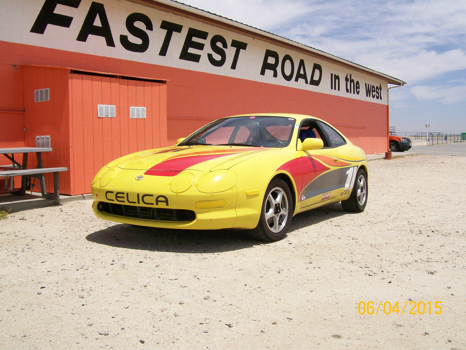 medium resolution of the first thing that comes to mind when you see a toyota celica gt advertised as prepared by trd is the car might be an ex toyota grand prix celebrity