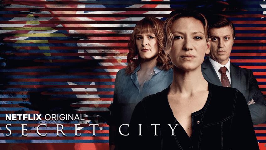 Latest From Secret City