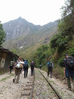 águas calientes, salkantay, salkantay trek, trilha, peru, diabetes