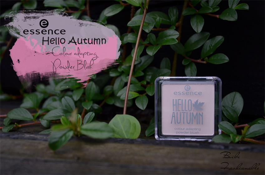 Hello Autumn Colour adapting Blush Produktbild