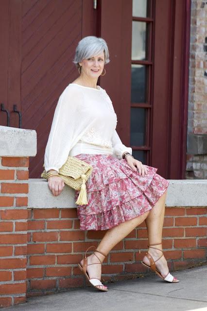Blog Achados de Moda, O blog do dia, Blog mulheres acima de 50