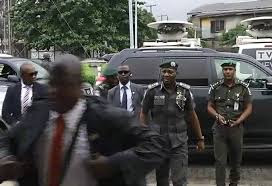 JUST IN: IG Dismisses Officers Who Raided Edwin Clark's House