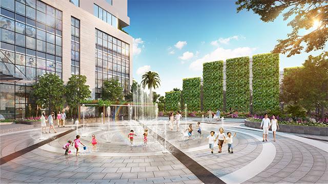 tiến độ xây dựng chung cư rivera park nghĩa tân