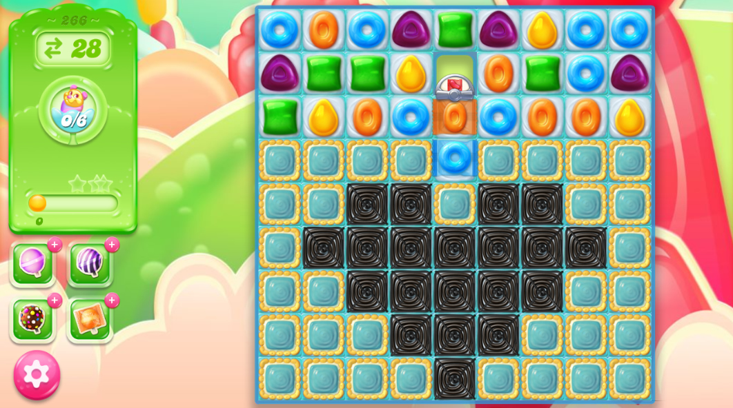 Candy Crush Jelly Saga 266