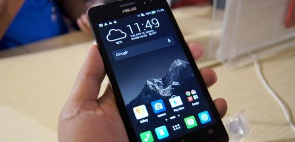 Cara Hard Reset ASUS Zenfone 5 dan Zenfone 5 Lite