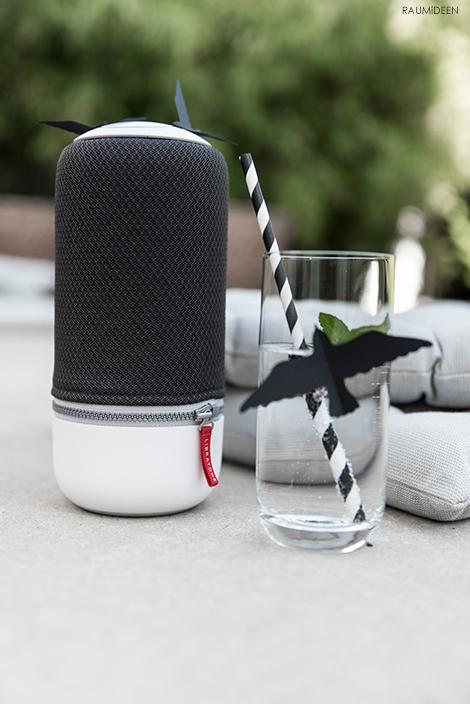 Mobiler Lautsprecher: Libratone ZIPP mini Bluetooth-Lautsprecher.