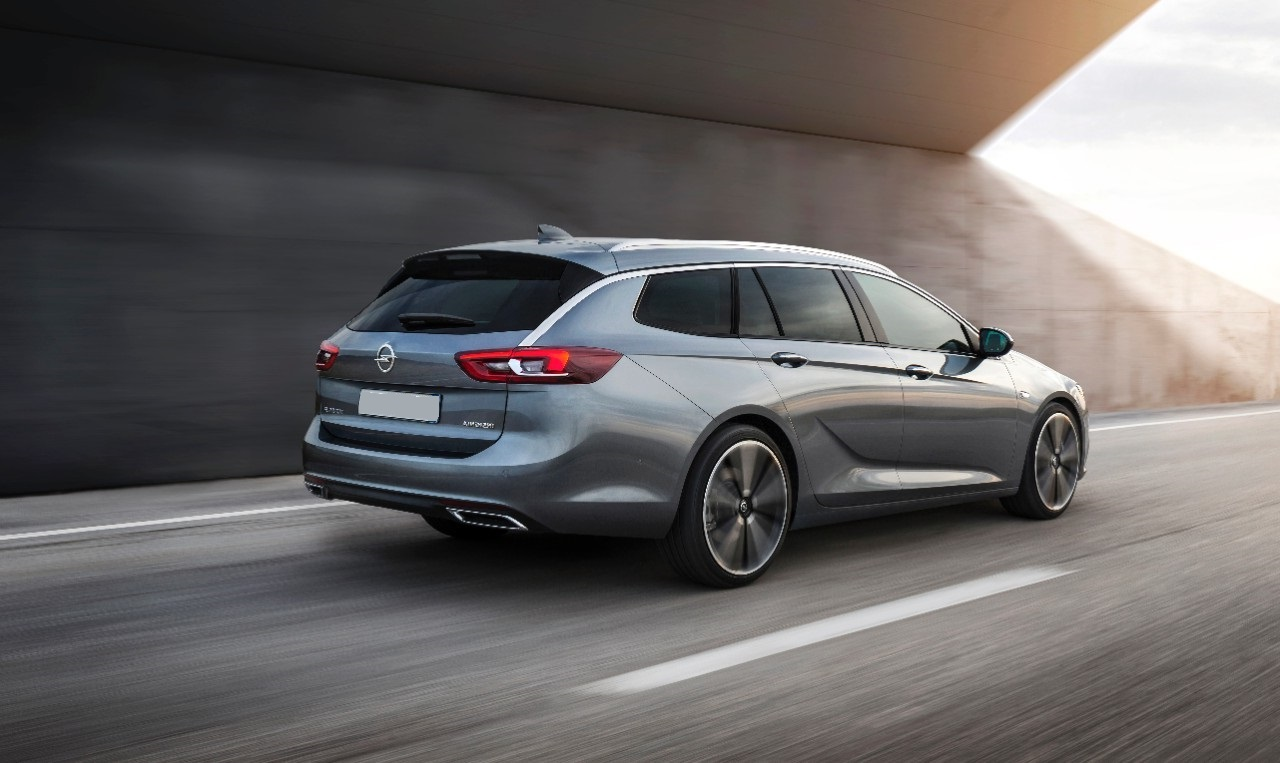 Meet The New Opel Insignia Sports Tourer Turbo Charged 1