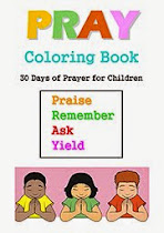 Free PRAY Coloring Book