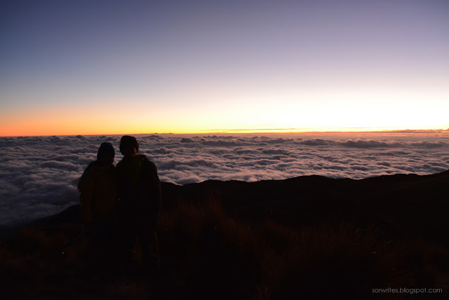 Sea of Clouds Mount Pulag