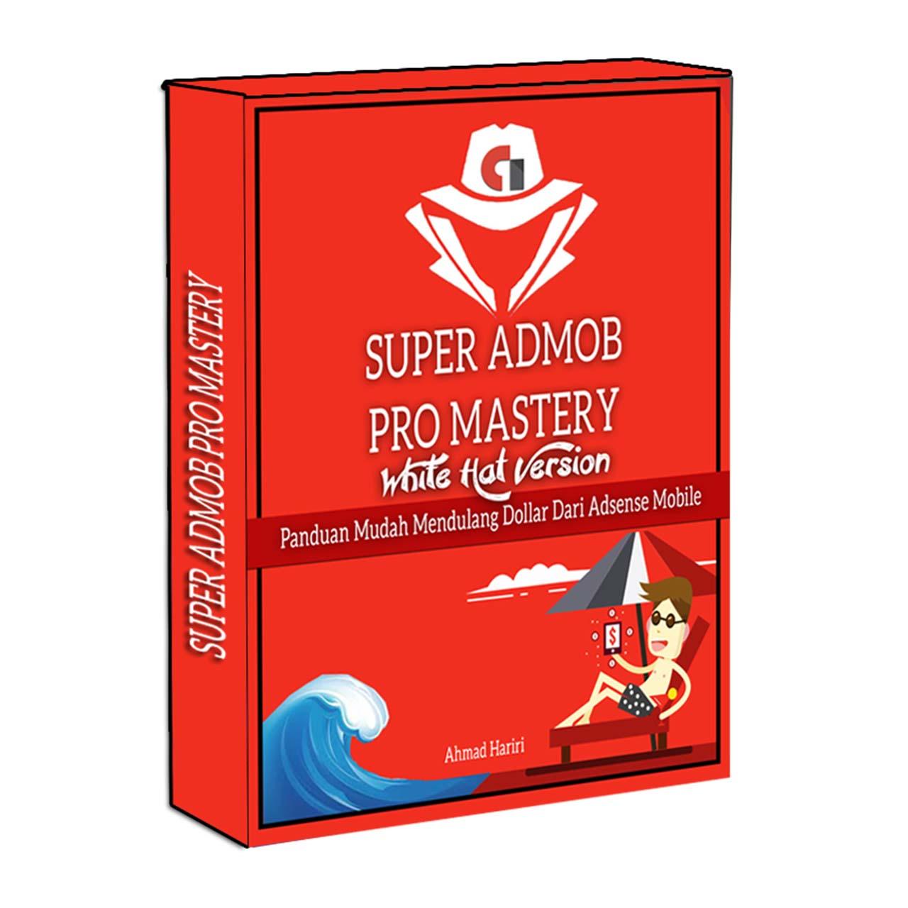 Super Admob Pro Mastery White Hat Version