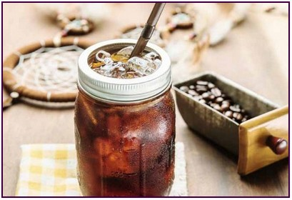 how to make cold brewed coffee at home
