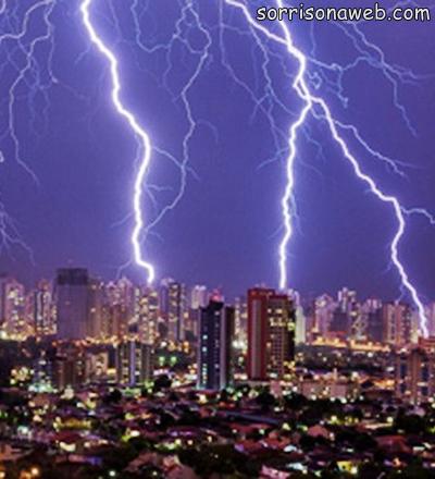 Tempestade - Sorriso na Web