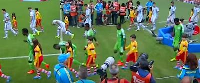 كلاكيت ثالث مرة على التوالى..الأرجنتين ونيجيريا فى مجموعة واحدة فى كأس العالم
