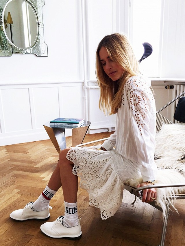fashion bloggers and homes interiors | Pernille Teisbaek