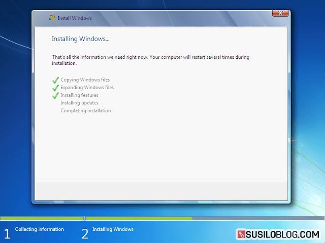 Cara Instal Ulang Laptop Windows 7, 8,10 Terbaru dan Perbedaanya