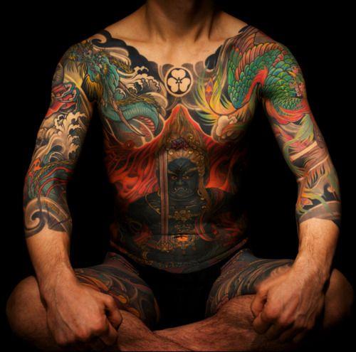 Kiryu Kazuma Tattoo: 350+ Japanese Yakuza Tattoos With Meanings And History