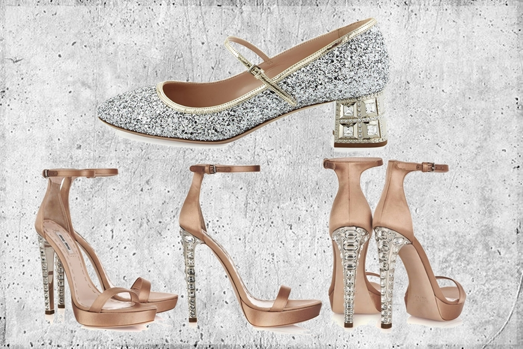 TREND-REPORT: Statement Heels MIU MIU