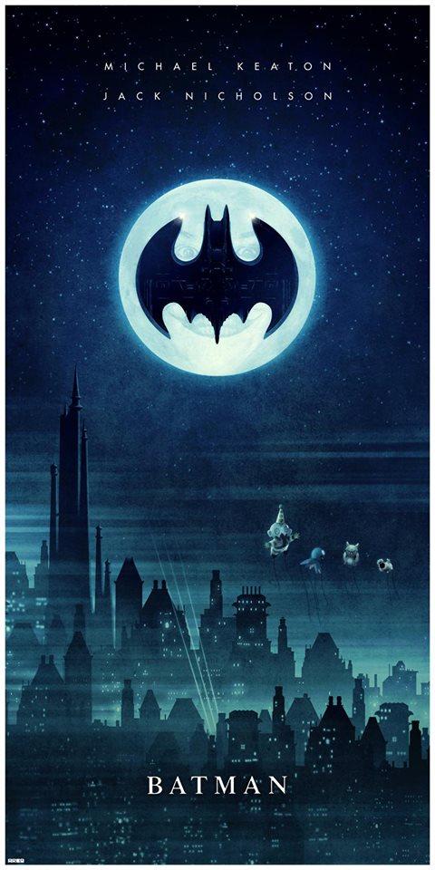 Fashion And Action Matt Ferguson S Batman 1989 Movie