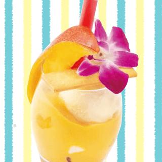 飲むマンゴーパフェ(2019夏)