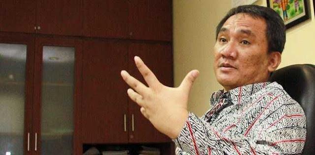 Andi Arief Tuding Ada Setan Gundul di Lingkaran Prabowo
