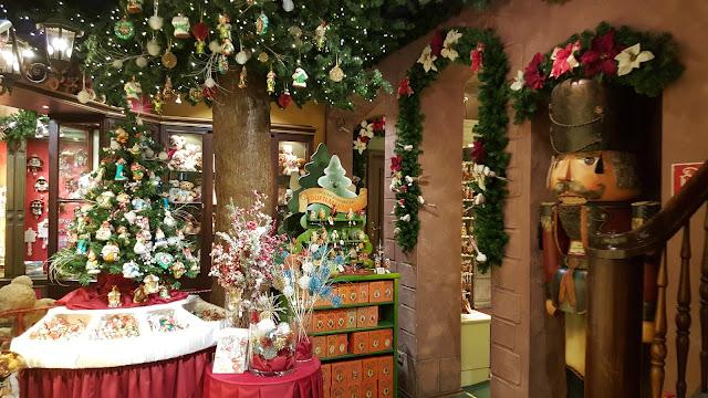 Käthe Wohlfahrt, loja especializada em adereços de Natal, em Heidelberg, Alemanha