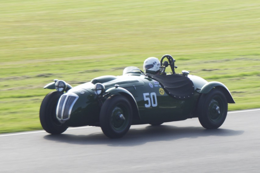 poeschl on cars : Frazer Nash, Part 2: When a Replica Is Not a Replica