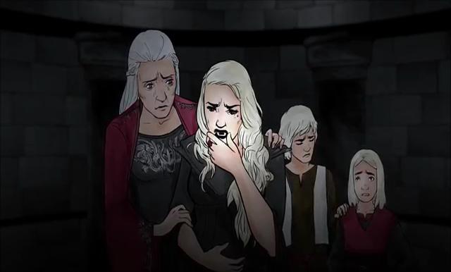 Rhaenyra Targaryen - Game of Thrones