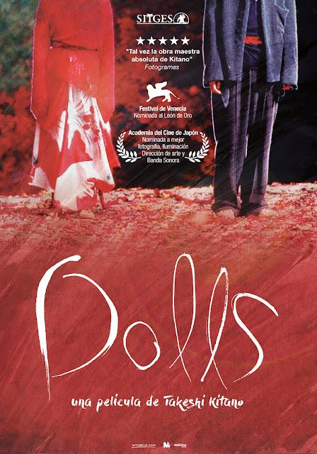 """Dolls"" de Takeshi Kitano"